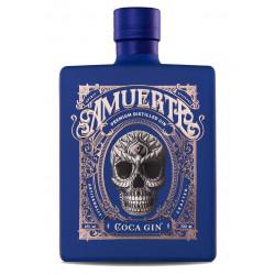 Gin Amuerte Coca Leaf Blue...