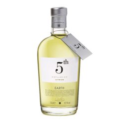 Gin 5TH Earth Citrics Cl 70
