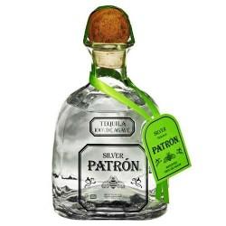 Tequila Patron Blanco Lt 1