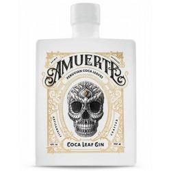 GIN Amuerte Coca Leaf White...